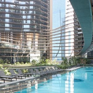 Marina One Swimming Pool