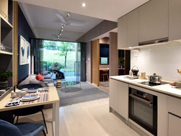 The Woodleigh Residences Kitchen