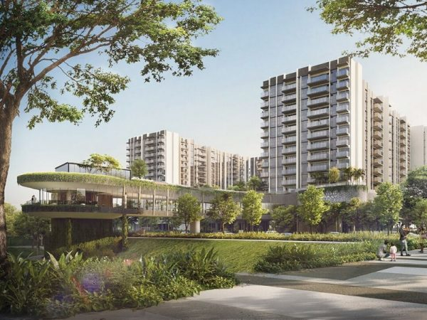 Woodleigh Residences Garden View