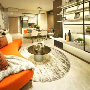 Sengkang Grand Residences Showroom