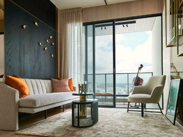 Sengkang Grand Residences Showroom Living